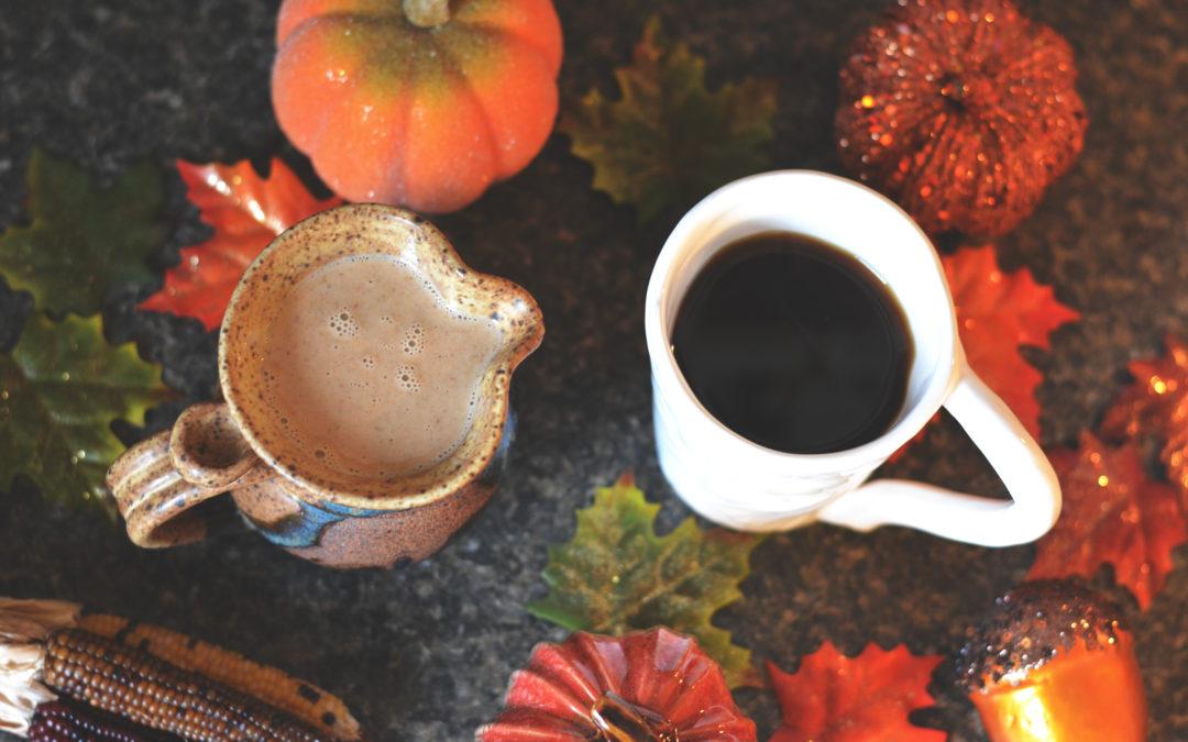 4 SUPER Simple Pumpkin Spice Recipes