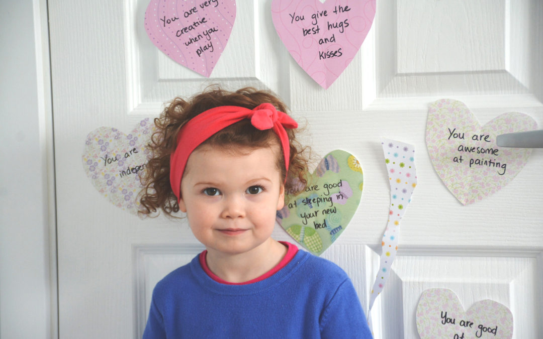 A Simple Craft to Teach Love This Valentine's Day