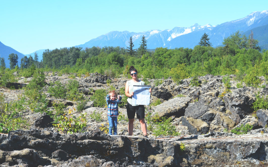 Exploring the Nisga'a Memorial Lava Beds – Terrace, BC