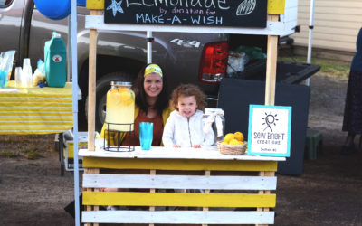 Lemonade for Wishes 2018 – Make-A-Wish Fundraiser