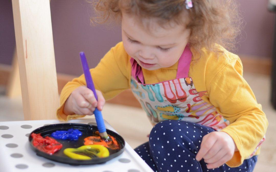 Kids Art Classes + Apron Giveway: Smithers, BC