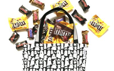 Halloween Candy and What We Do With It