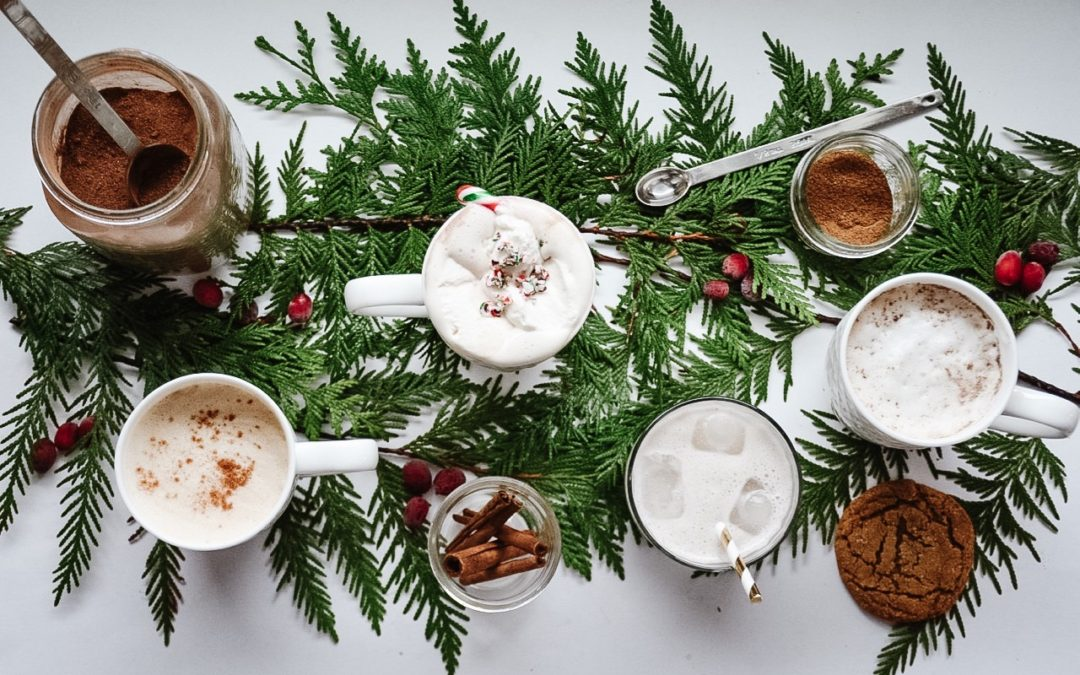 My Favourite DIY Holiday Drinks