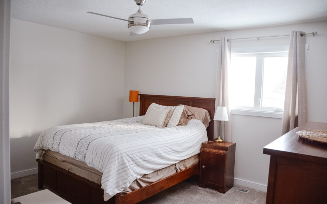 Our Master Bedroom Renovation