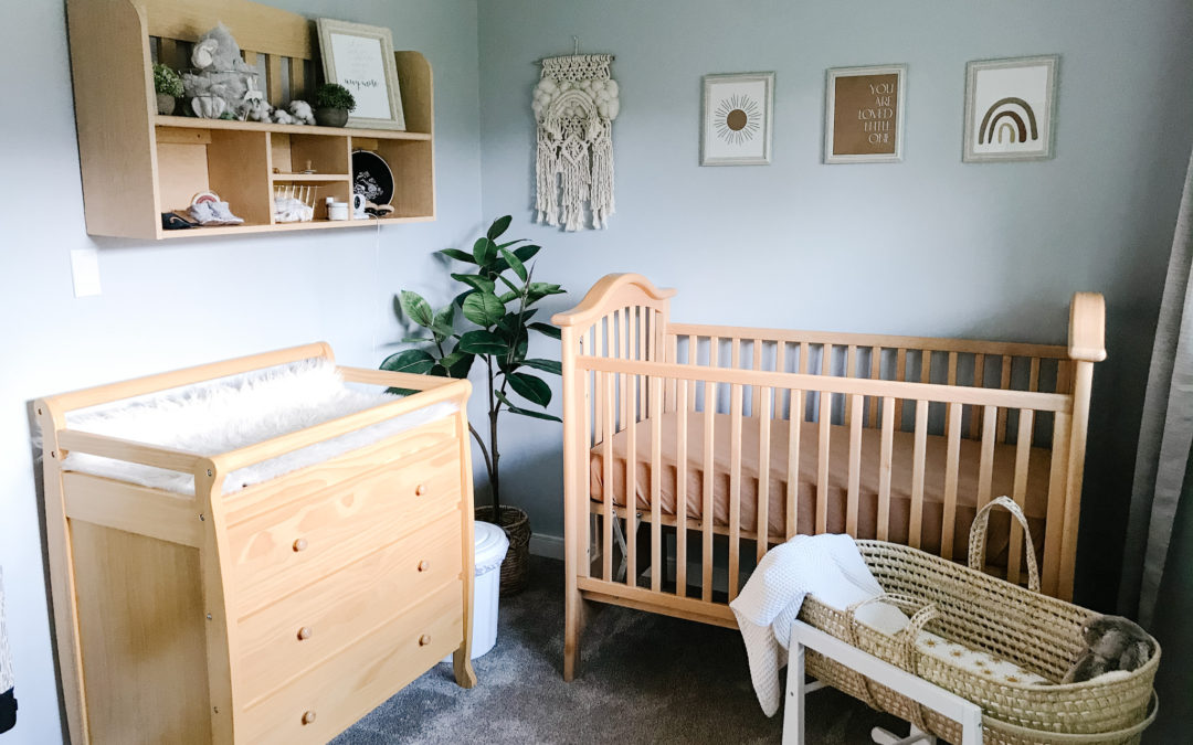 Our DIY Nursery Renovation